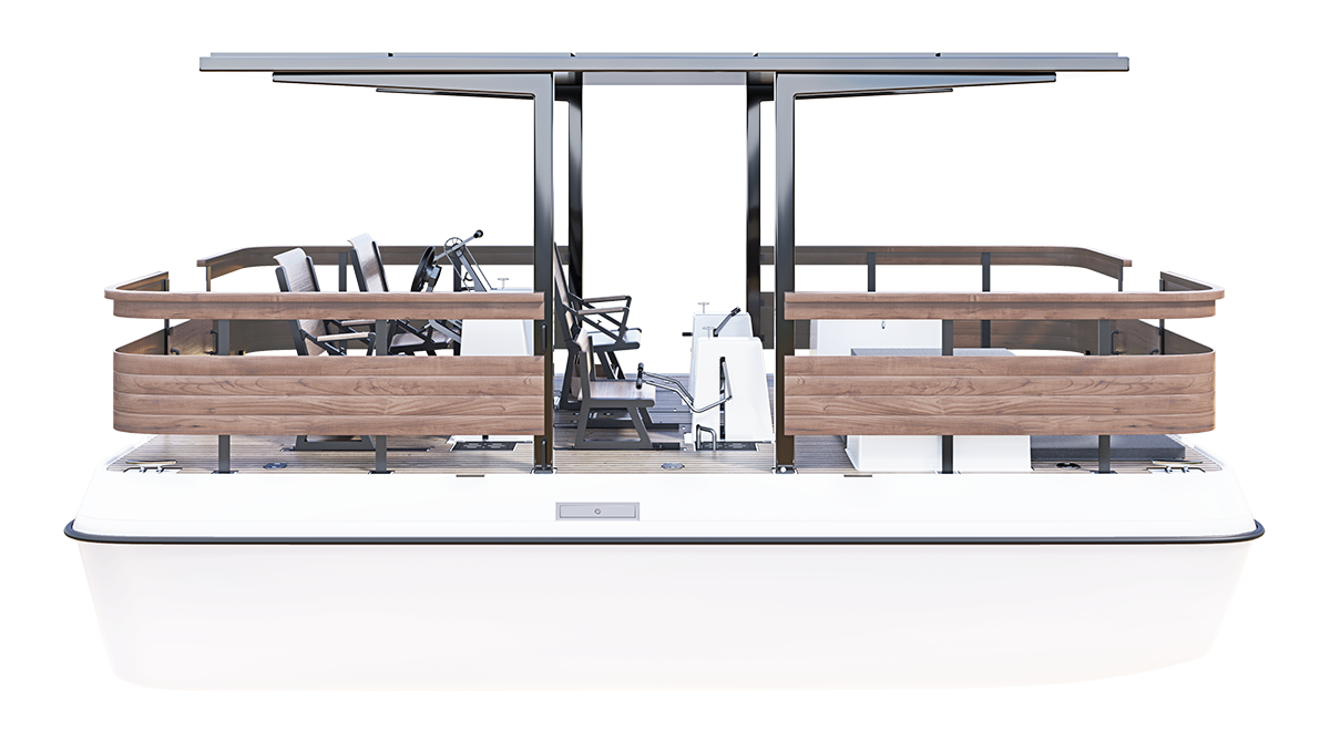 serenity 550r fitness profile